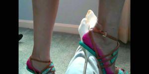Porn high heel sex - High heel crushing