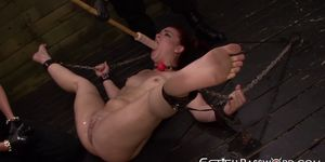 Challenging subslut ava austen plowed by sturdy pascal cock - 2 8