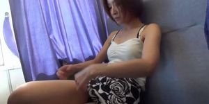 Japanese pussy outdoors