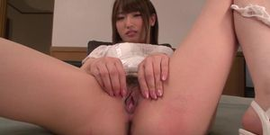 Serious porn special in POV modes with Karin Aizawa