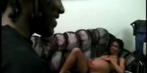 Pregnant babe drilled by stranger