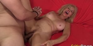 Promiscuous Grandmother Erica Lauren Will get Her Aged Snatch Eaten And Drilled