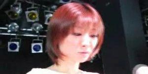 The japanese teen singer bukkake 2
