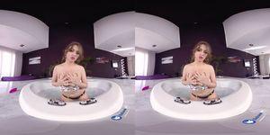 BaDoink VR Jacuzzi Satisfaction For Miriam Prado VR Porn - BaDoinkVR