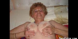 OmaFotzE Grandma and Chubby Matures Slideshow