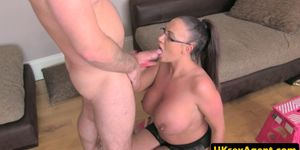 Busty spex amateur sicks and jerks agent cock
