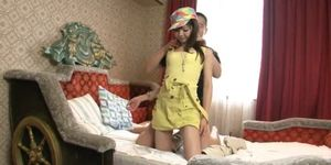 Japanese hardcore porn experience with Hikaru Aoyama