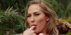 Lesbians lick outdoors Porn Videos
