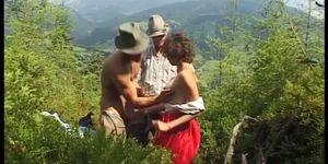 german teen banged in nature Porn Videos
