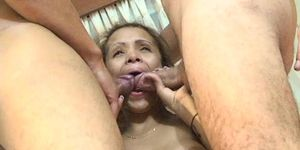 Sexy angie amo gets phallus in cooter