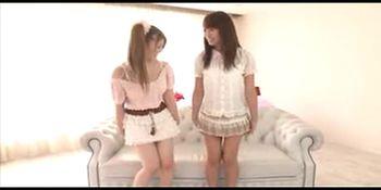 JAV Girls Fun - Lesbian 127. 1-2