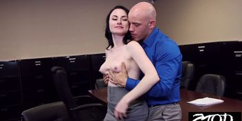 Veruca James takes it up the ass