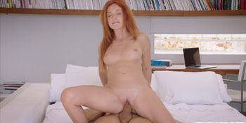 Beautiful Assistant Fucks Her Boss To Relieve Stress