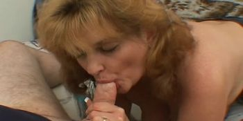 Big tits milf cheats on her husband