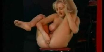 assfisting auditions by shy big breasted blonde
