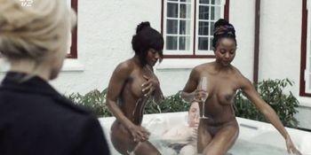 Kadija Jallohict nude - Wankjiku Seest nude - Dicte s02e01-03 - 2014