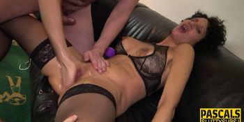 BDSM  MILF  tied and fucked