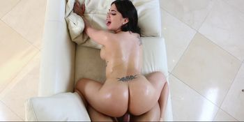 TeenCurves - Fat Ass Cuban Chick Fucked Hard