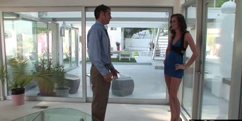 Tori Black Gets Plowed by Her Boss