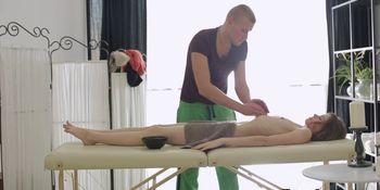 Erotic massage awakens desire