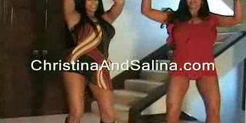 Christina and Salina