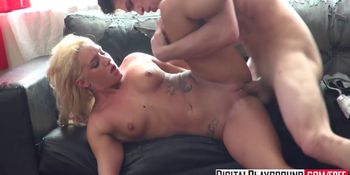DigitalPlayground - Bruce Venture Cali Carter - Neighborhood Sex