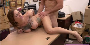 Seductive chick Harlow Harrison gets her pussy fucked hard