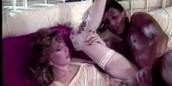 Vintage 70s interracial porno
