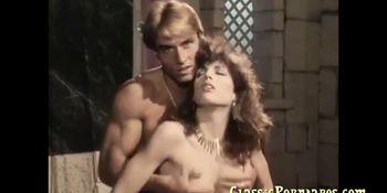 Classic - Sexy Lady Fucks Hard in Retro Porn