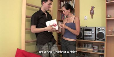 Unfaithful guy punished by a girlfriend