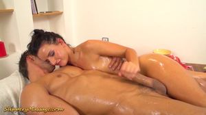 Watch Free SlipperyMassage.com Porn Videos